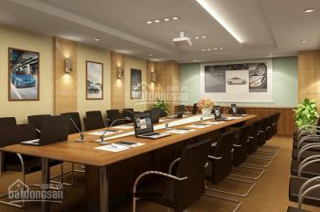 Cho thuê tòa nhà văn phòng mặt tiền Trường Chinh, p14, Quận Tân Bình 9x30m DTS 4000m2 10Lầu