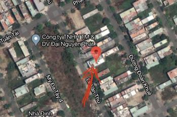 Bán đất tặng dãy nhà trọ 5 phòng đường Lê Văn Thủ khu đô thị Nam Việt Á - Đà Nẵng