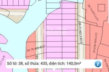 Bán đất nền tái định cư Đại Phước, sổ hồng riêng, giá từ 3 tỷ/nền, LH 0982118783