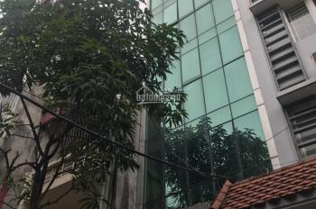 Bán nhà 6 tầng quận Ba Đình kinh doanh hoặc cho thuê văn phòng rất tốt đường ô tô, khu phân lô