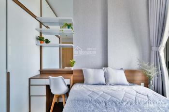 Cho thuê căn hộ River Gate Q4 1 phòng ngủ full NT 12tr/th