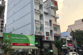 Bán nhà MT Nguyễn Văn Cừ, P. Cầu Kho Quận 1. DT: (5x12)m 57m2 trệt 6 lầu thuê 70tr/th giá 25 tỷ TL