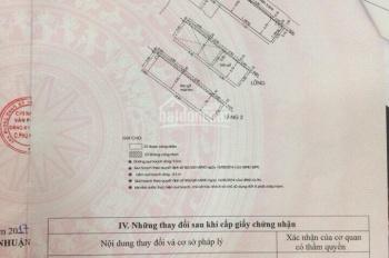 Nhà 2MT chợ Phú Nhuận, 1 trệt 2 lầu DTSD: 180m2, giá 7.9 tỷ