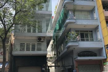 Cho thuê nhà MT 101 Yersin, Quận 1 diện tích: 4,3x23m