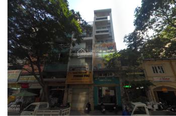 Cho thuê nhà nguyên căn mặt tiền Phó Đức Chính quận 1, 6 tầng giá thuê: 80tr/tháng
