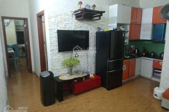 CC bán căn góc tầng trung tòa CT12 Kim Văn Kim Lũ, S: 56m2 TK: 2PN - 2WC có nội thất, giá 1,1 tỷ