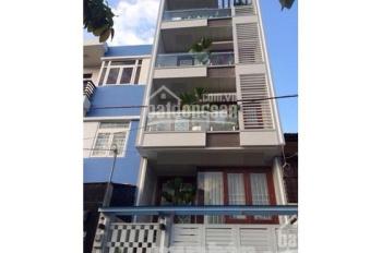 Bán nhà mặt tiền Bùi Hữu Nghĩa Quận 5, trung tâm chợ Vàng Nhiêu Tâm, DT: 4.2 x 20 mét