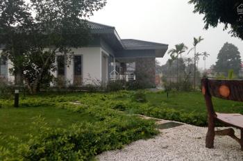 Bán biệt thự nghỉ dưỡng Lương Sơn Hòa Bình diện tích 5200m2 tuyệt đẹp