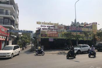 Cho thuê nhà góc 2 mặt tiền 175 - 177 đường Trần Não, P. Bình An, DTKV: 20x35m vị trí kinh doanh