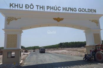 Bán đất Phúc Hưng Golden, 80m2/ 530tr, đường nhựa 22m, trong KCN Minh Hưng 3, LH: 0901438348