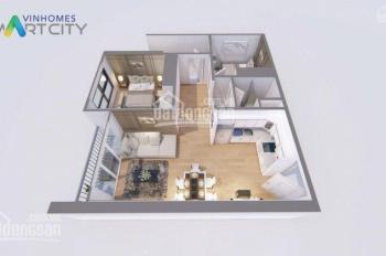 1,7 tỷ có nên mua căn 54m2 (2PN - 1VS) tại Vinhomes Smart City