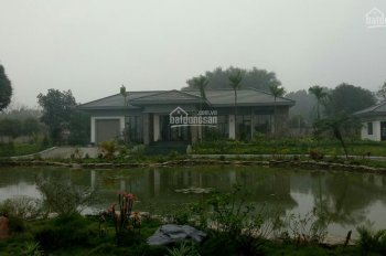 Bán khuôn viên hoàn thiện 5200m2 tại Lương Sơn Hoà Bình