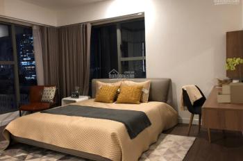 Cho thuê căn hộ 3 phòng ngủ SaiGon Royal, nội thất cao cấp giá 46 triệu/tháng