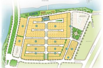 Bán nền nhà phố và biệt thự vip Saigon Mystery quận 2, giá chỉ 8x triệu/m2 0901169699