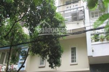 Cho thuê gấp nhà HXH đường Bạch Đằng, 4,5m x 18m trệt 3 lầu, ST, 5PN, đủ nội thất nhà đẹp, 25 tr/th