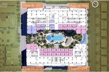 Bán shophouse chân đế chung cư Imperia Garden 203 Nguyễn Huy Tưởng, giá chỉ 47tr/1m2. LH 0978764669