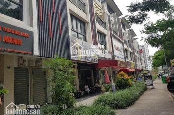 Cho thuê shophouse KĐT Gamuda Garden Yên Sở (Hoàng Mai), DT 130m2 x 4T, 2 MT, view đẹp, giá 68tr/th