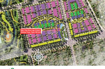 Bán biệt thự Swan Park 234m2, 2 lầu đã hiện hữu, giá tốt, vị trí đẹp ngay hồ bơi khu Garden Town 1
