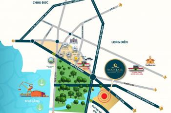 Đất nền liền kề trung tâm hành chính tỉnh Bà Rịa - Vũng Tàu chỉ 1.2 tỷ, LH 0909446798