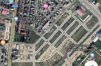Bán đất đường CSEDP bên cạnh Đại học Văn Hóa Thể Thao và Du Lịch, đường đôi 39m, giá chỉ từ 16tr/m2