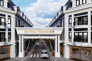 Bán nhà phố 1 trệt 2 lầu, đường 22m, TP. Dĩ An - Bình Dương. Ngân hàng hỗ trợ 60%