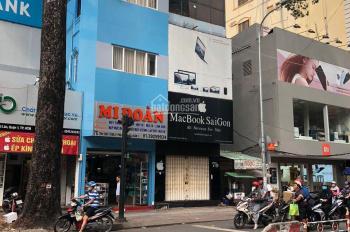 Chủ nhà cần tiền bán MT góc Trần Quốc Toản - Hai Bà Tưng, P8, Q3, DT 6.3x17m, 4 lầu, giá 27.5 tỷ