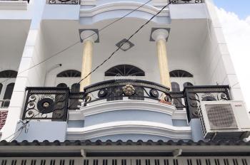 Bán nhà HXT 8m Nguyễn Văn Lượng, P16, GV DT 4.5x18m 2 lầu ST, giá 6 tỷ TL, LH: 0888444589