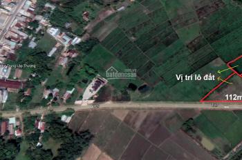 Chính chủ bán đất MT Tỉnh Lộ 7, ngang 112m, DT 7200m2, xã Trung Lập Thượng