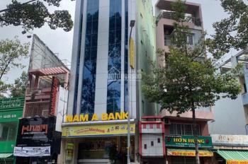 Cho thuê nhà MT Điện Biên Phủ ngay ngã 4 Hàng Xanh (6x26m) 6 tầng siêu vị trí KD + quảng cáo