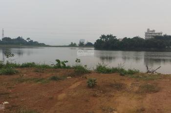 Cần bán DT 5200m2 mặt hồ có 1200m2 đất ở đất đẹp