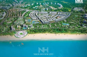 liền kề mặt biển phân khu 2 nhơn hội new city giá thấp hơn chủ đầu tư