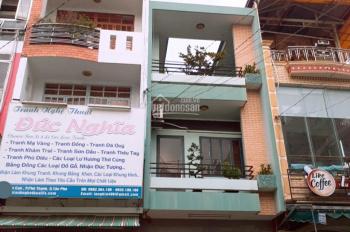 Bán nhà MTKD Văn Cao, P. Phú Thạnh, Q. Tân Phú, DT 4x17m, đúc 2 lầu, ST, giá 10.8 tỷ TL, vị trí đẹp