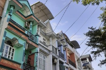 Bán nhà khu nội bộ 8m thông Bờ Bao Tân Thắng đối diện Aeon Tân Phú, DT 4x20m, đúc 3 lầu, giá 8.2 tỷ