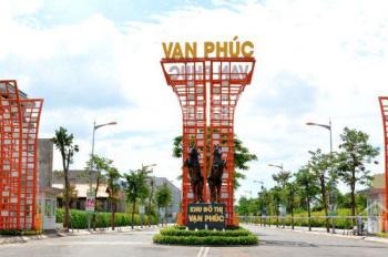 Bán đất mặt tiền Nguyễn Thị Nhung, khu đô thị Vạn Phúc