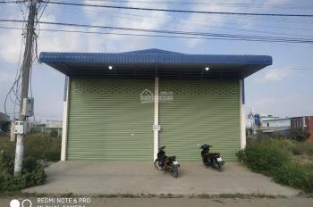 Cần bán kho tại MT đường 24A KDC Tân Đức, Đức Hòa Long An