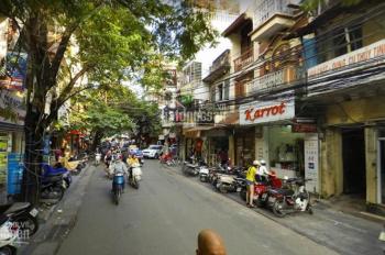 Cho thuê MB phố Hàng Nón, Hoàn Kiếm: 30m2 x 2T, MT 4m