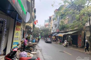 Bán nhà mặt phố Hoàng Văn Thái 50m2, 2T, MT 4m, 12.6 tỷ, vỉa hè, KD đỉnh, ô tô tránh, 0903229066