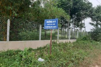 Bán đất mặt tiền đường 812, xã An Phú, Củ Chi