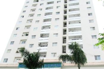 Cho thuê căn hộ cao cấp Vạn Đô Bến Vân Đồn, DT 65m2, 2PN, 1WC, có nội thất giá 12tr/tháng