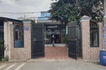 Bán nhà mặt tiền nhựa DT: 6 x 30m, gần chợ Đại Hải, xã Xuân Thới Thượng, Hóc Môn
