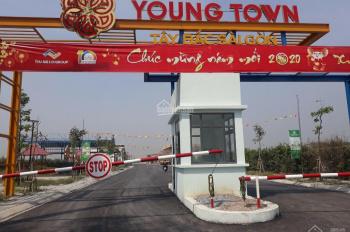 Cần bán gấp lô B8 - 03 Young Town Tây Bắc Sài Gòn, vị trí đẹp, giá rẻ, sát Vingroup 900ha
