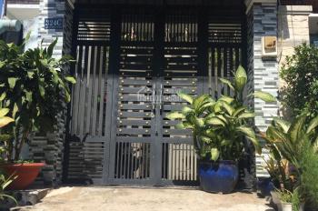 Bán nhà mặt tiền 60,6m xây 2 lầu 4 phòng ngủ 3 toilet,sổ hồng riêng đường Lưu Hữu Phước P15 Q8