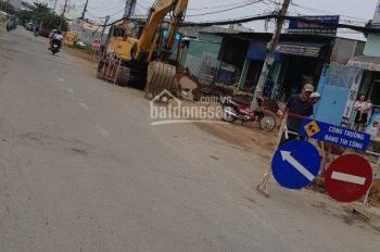 Kẹt tiền bán gấp 2 lô đất ngay chợ Hưng Nhơn, Bình Tân, sổ riêng DT 5x16m, giá 3,2 tỷ. Chính chủ