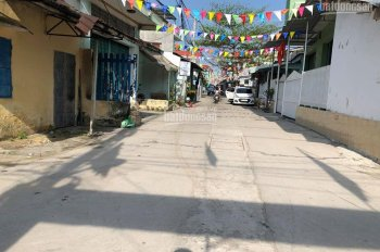 Bán đất 2 mặt tiền đường rộng 5.5m, kiệt 265 Trần Cao Vân, P. An Sơn, Tp. Tam Kỳ