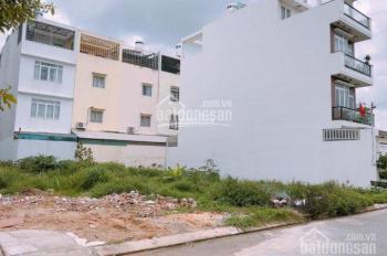 Đất KDC BV Nhi Đồng 3, thổ cư 100%, sổ hồng riêng