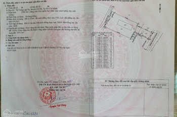 Bán đất làm xưởng mặt tiền đường Nguyễn Thị Rành, DT: 2290m2, thổ cư 335m2