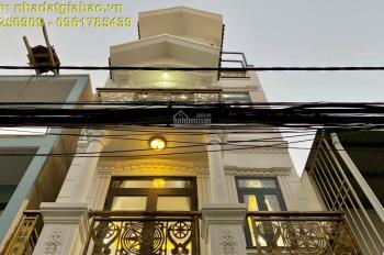 Bán gấp căn biệt thự mini phố full nội thất, thiết kế phong cách cổ điển nằm ngay đường Lê Văn Thọ