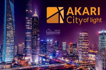 Căn hộ Akari City quy mô 8.5ha, Nam Long và 2 đối tác Nhật thực hiện, MT Võ Văn Kiệt, full tiện ích