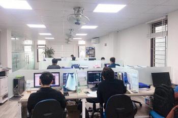 Cho thuê sàn văn phòng 120m2 sàn thông, tòa nhà văn phòng 7 tầng tại Nguyễn Xiển