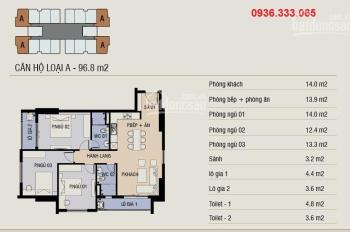 Xem ngay nhà mẫu để đưa ra quyết định, căn hộ 3PN 1,9 tỷ ở Hà Nội bây giờ tìm đâu ra